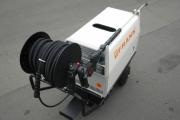 FRANK Hochdruckreiniger  Warmwasser FH 918 DMP