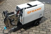 FRANK Hochdruckreiniger FH 1021 DMP - 210 bar Exklusiv