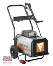 FRANK Hochdruckreiniger Kaltwasser - FC 1024 MP - 240 bar